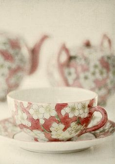 Beautiful teacups!