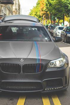 Este es el BMW Hamman M5