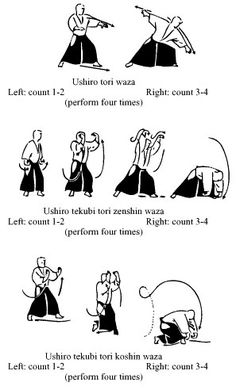 Aiki Taiso (Exercises for the Aikido Arts) Tekubi shindo waza Settle your Ki at your one point. Stand relaxed with arms hang. Aikido Techniques, Martial Arts Techniques, Aikido Martial Arts, Martial Artists, Kendo, Marshal Arts, Art Of Fighting, Ju Jitsu, Boxing Workout