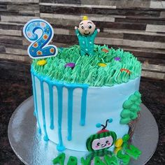 Cocomelon By Cakebi9 Cakes Amp Cake Decorating Daily