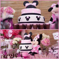 Boutique Festas: Minnie Mouse