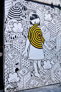 Darts and Hearts, by Millo @ LXFactory, Lisbon