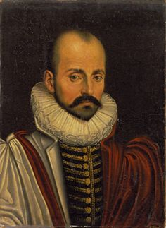 montaigne - he would turn it from a private dinner party to a great lively banquet