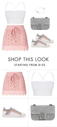 """""""#17"""" by taylaxdanielle ❤ liked on Polyvore featuring Puma, Theory, Sophia Webster, Alexander McQueen and Vivienne Westwood"""