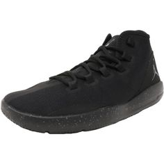 47d0c4f9ae8 Nike Men's Jordan Reveal Black / Anthracite-Black Mid-Top Mesh Basketball  Shoe - 10M