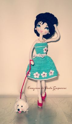 Doll Luisa ☆ (Inspiration only)