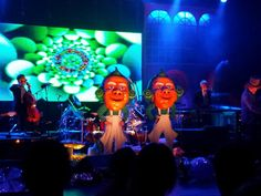 The Night Primus Took Over The Chocolate Factory