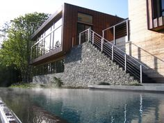 Private House, Saanich, Canada by The Building Studio. (2006)