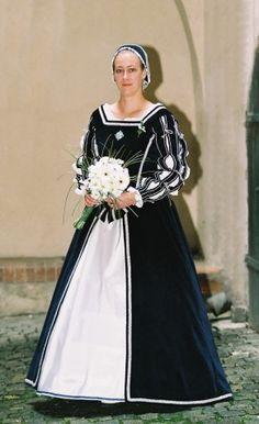 Tailor's - Babicka, Lady's renaissance dress