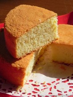 20 款海綿蛋糕
