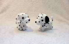 Amigurumi Dalmatian by ~LeFay00 on deviantART