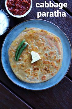 cabbage paratha recipe, patta gobhi ka paratha, patta gobi paratha with step by step photo/video. healthy stuffed bread recipe with spiced cabbage stuffing. Palak Paratha, Gobi Recipes, Chapati Recipes, Cabbage Recipes Indian, Indian Food Recipes, Fun Easy Recipes, Snack Recipes, Indian Vegetarian Recipes