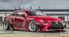 Carscoops: Lexus Charges Into SEMA with NX SUV and RC Coupe Concepts