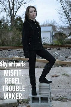 My name is Skylar Iparis. I am a trained killer ( think Khan but not crazy). I LOVE reading, my favourite colours are blue and black. I am 16 years old,British, and single.My parents died in an accident so I was raised into the Shadow hunter Institution. I would advise people to not get on my bad side. My brain literally functions and acts like Sherlock Holmes brain. I can shape shift into any animal at will (i prefer wolves and foxes) but I'm not a demon. I hate suprises, and my birthday is…