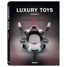 Luxury Toys Vol. 2 now featured on Fab.