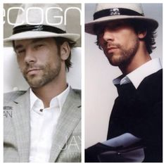 The Man From One Of My Favorite Bands, The Fashion Savvy Jay Kay. Wears a lot of Rodkeenan Fedoras.