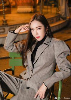 Jessica Jung, Jessica Day, Jessica & Krystal, Krystal Jung, Girls Generation Jessica, Girl's Generation, Magazine Cosmopolitan, Instyle Magazine, K Pop