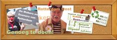 Makers en Doeners - WazzUp in Rotterdam Oost! BuurtBlogs en Doe pagina's van wijkbewoners
