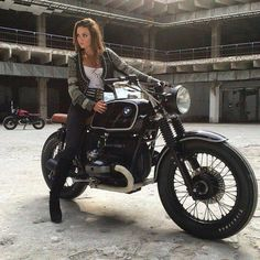 BMW caferacer R80/7