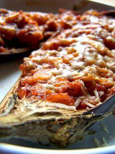 S vášní pro jídlo: Plněný lilek - Imám bayildi