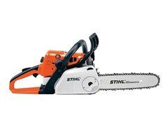 Stihl Arborist Saw - gotta love running this saw....