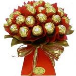 Bouquet de Ferrero Rocher
