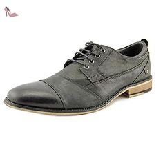 Steve Madden P-Kesslo Hommes US 11 Noir Oxford - Chaussures steve madden (*Partner-Link)