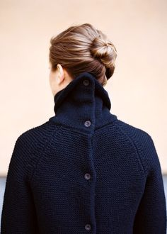 How To Wear Your Hair When Your Top Has A Detailed Back