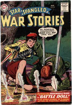 Irv Novick | Star Spangled War Stories #84 | DC | 1959
