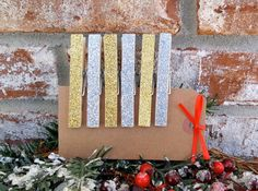 Gold and Silver Decorative Magnetic by PurplePirateStudios on Etsy