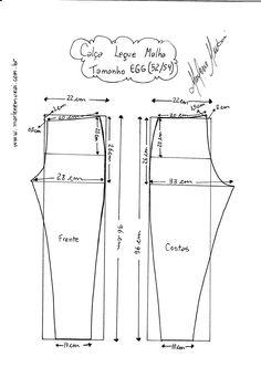 Trendy Sewing Pants For Women Pjs Peasant Dress Patterns, Baby Dress Patterns, Kids Patterns, Sewing Patterns Free, Clothing Patterns, Sewing Pants, Sewing Clothes, Fashion Sewing, Diy Fashion