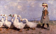 James Guthrie: To Pastures New  I'm so lucky to have seen this exhibit in person, so inspiring