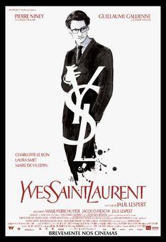 Capa do filme: Yves Saint Laurent