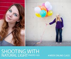 An online photography class I really want to take!
