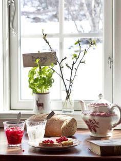 I love a warm winter breakfast <3