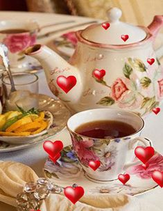 Coffee with lots of love for all my frirnds Good Morning Coffee, Good Morning Love, Good Morning Greetings, Good Afternoon, Coffee Gif, Coffee Images, I Love Coffee, Best Coffee, Good Night Flowers