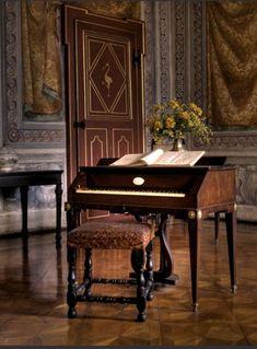 Villa Cicogna Mozzoni, Bisuschio (VA) Grand Piano Room, Piano For Sale, Cello Music, Old Pianos, Home Entertainment, Music Love, Wine Cellar, Musical Instruments, Interior And Exterior