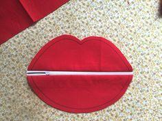 Makeup Bag ~Red Lips~ Tutorial ~