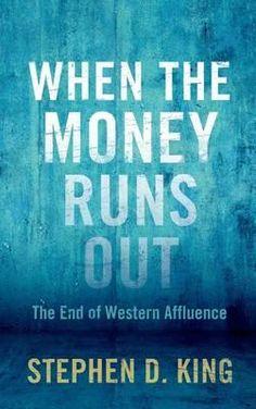 Ужастик Кинга: про то, как главный экономист солиднейшего банка HSBC Holdings plc пророчит серьёзнейшие проблемы рыночной экономике Запада