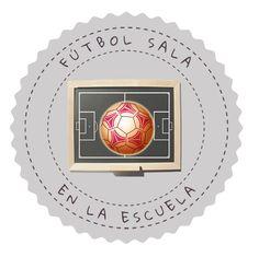 Logo Fútbol Sala en la Escuela