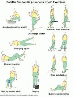 Running writings: Injury Series: Tendon remodeling, part II: Decline squats and patellar tendonitis