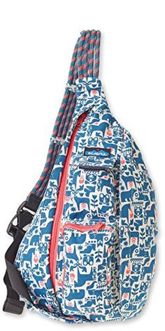 Kavu Rope Bag Fable *** Continue to the product at the image link.(This is an Amazon affiliate link and I receive a commission for the sales)