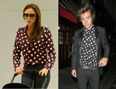 This shirt featured in endless paparazzi shots of some of the most stylish celebrities, which proved to be fantastic coverage for Burberry. The more it featured in the news, the more fashion journalists seemed to write about the fact that it was in the news...