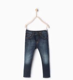 Image 1 of Medium fade skinny jeans from Zara Medium Fade, Zara Official Website, Boys Jeans, New Week, Kids Wear, Barn, Skinny Jeans, Denim, Pants