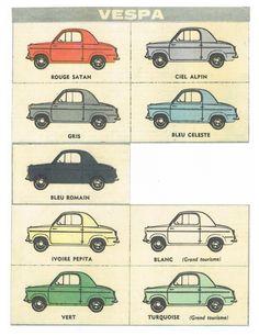 ACMA Vespa 400, 1958, Original Paint / O-Lack/Originallack, Erstserie LUXE, original Zustand Vespa 400, Scooters Vespa, Piaggio Vespa, Microcar, Small Cars, Vintage Cars, Classic Cars, Automobile, Mini