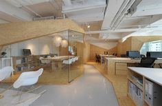 Design studio in Hong Kong