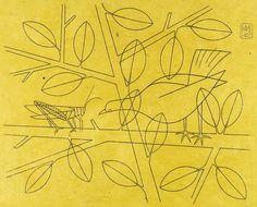 'branch encounter' by david hile David, Fine Art, Visual Arts