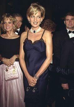 See Photos of Princess Diana at the Met Gala | PEOPLE.com