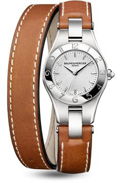 Baume-et-Mercier-Linea-wrap-watch