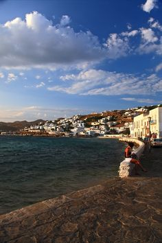 View of Mykonos, Greece - www.aroundmykonos.com